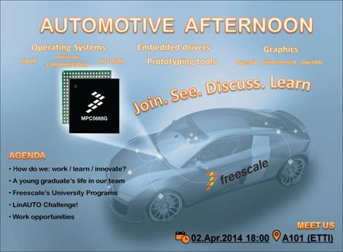 Freescale Automotive Afternoon